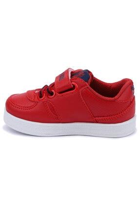 US Polo Assn CAMERON 1FX Kırmızı Erkek Çocuk Sneaker 100909777 3