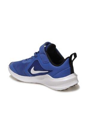 Nike Erkek Çocuk Mavi Downshıfter 10 Saks  Spor Ayakkabı - Cj2067-402 2