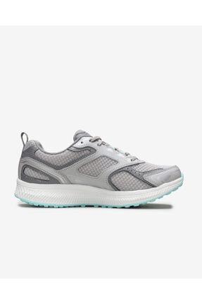 Skechers GO RUN CONSISTENT Kadın Gri Koşu Ayakkabısı 1