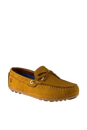 Vicco Unisex  Kahverengi Hakiki Deri Taba Ayakkabı 211 920.18Y303G 0