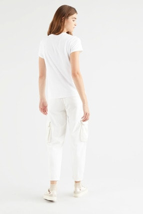 Levi's Kadın Beyaz T-Shirt 2