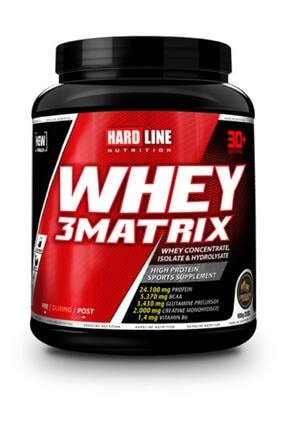 Hardline Whey 3 Matrix Limon Cheesecake 908 gr Protein Tozu Bcaa Aminoasit 0
