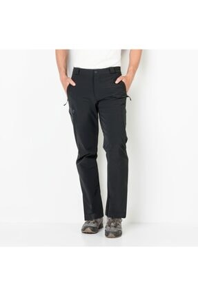 Jack Wolfskin Actıvate Thermıc Black Outdoor Erkek Pantolon 2