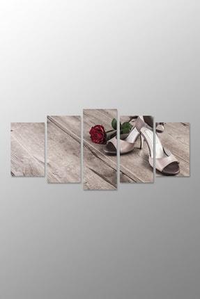 Tango Ayakkabıları Kanvas Tablo 5PAK226