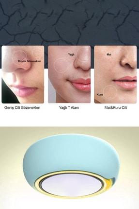 Xolo Gi Mask Ultrasonik Maske Uygulama Cihazı Işık Terapi Akıllı Peeling Mavi Yüz Maske Masaj Cihazı 3