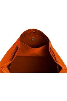 TH Bags Kadın / Kız Sırt Çantası Th20700 Oranj 4
