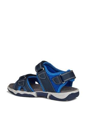 Vicco Ultron Erkek Çocuk Lacivert Sandalet 3