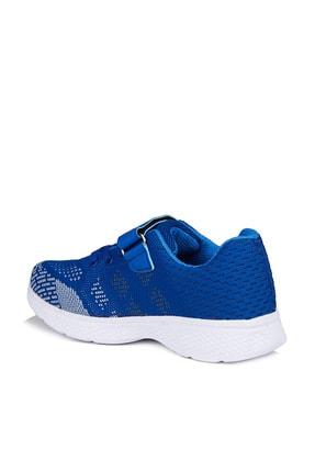 Vicco Hutson Erkek Çocuk Saks Mavi Spor Ayakkabı 3