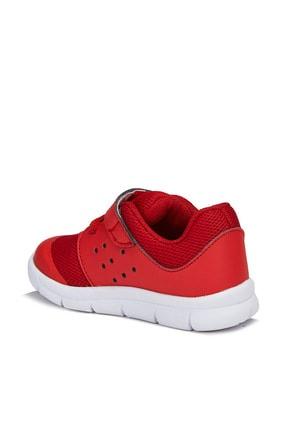 Vicco Mario Unisex Çocuk Kırmızı Spor Ayakkabı 3