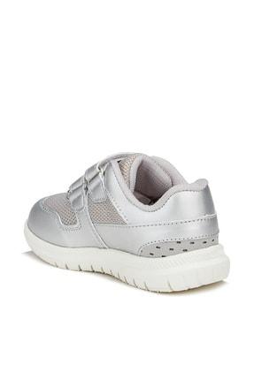 Vicco Solo Kız Bebe Gümüş Spor Ayakkabı 3