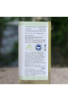 OG natural Organik Elma Suyu Konsantresi 675 gr 2