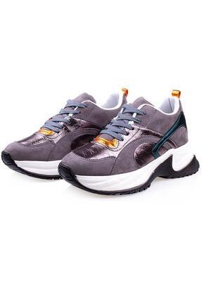 Pierre Cardin Kadın Günlük Ayakkabı 30230 Füme/smoked 20s0430230 2