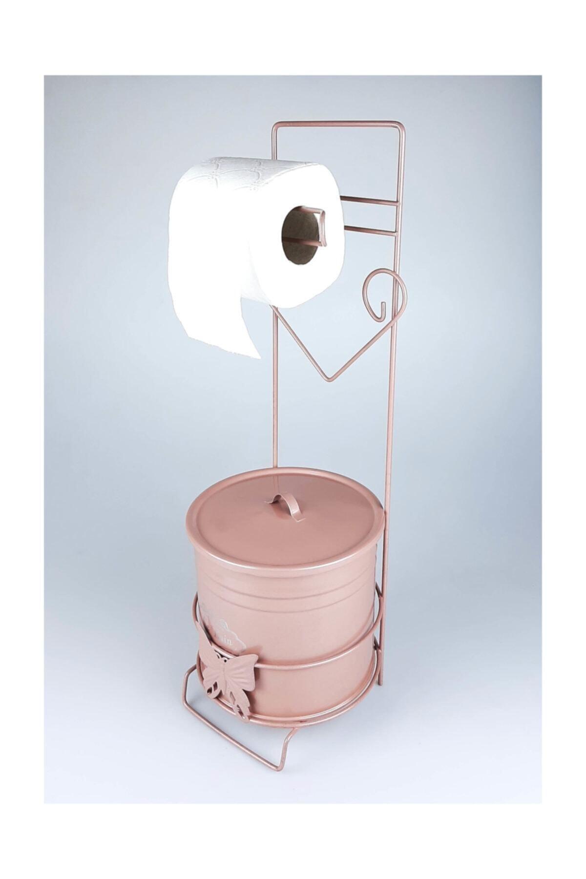 Trend Tuvalet Kağıtlığı Ve Çöp Kovası