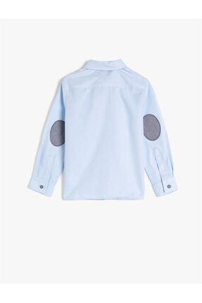 Koton Erkek Çocuk Gömlek Mavi 1