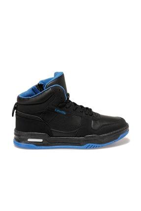 Kinetix GALLO HI M Siyah Erkek Sneaker Ayakkabı 100552527 1