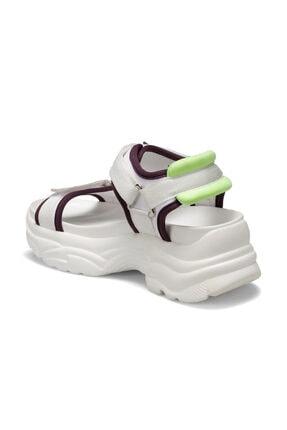 Lumberjack GRANOLA Beyaz Kadın Sandalet 100500141 2
