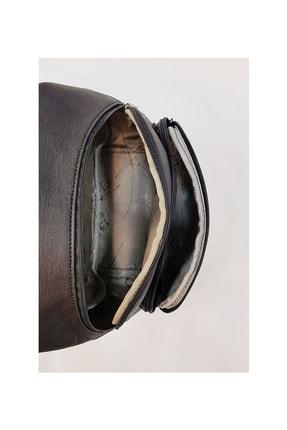 Just Polo Siyah Yıkama Deri Bayan Sırt Çantası 18001900 2
