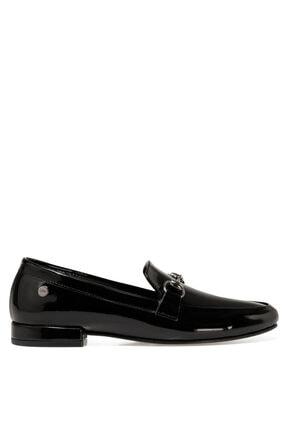 Nine West Suela3 Siyah Kadın Loafer Ayakkabı 0