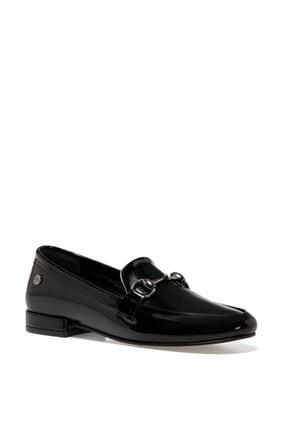 Nine West Suela3 Siyah Kadın Loafer Ayakkabı 1
