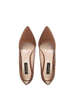 Kemal Tanca Kadın Vegan Stiletto Ayakkabı 26 35036 Bn Ayk Sk20-21 3