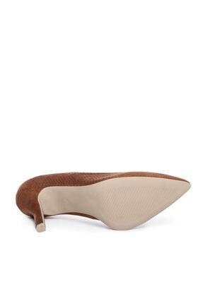 Kemal Tanca Kadın Vegan Stiletto Ayakkabı 26 35036 Bn Ayk Sk20-21 4