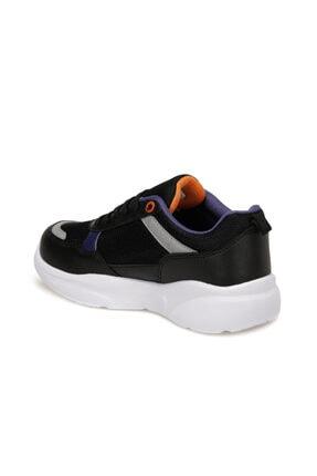 Torex Anıta Siyah Erkek Çocuk Sneaker Ayakkabı 2