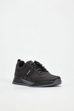 Avva Erkek Siyah Spor Ayakkabı A02y8016 1