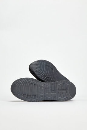 Avva Erkek Siyah Spor Ayakkabı A02y8016 4