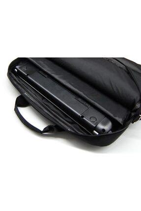 """The Moda West 15.6"""" Siyah Evrak Bilgisayar Notebook Laptop Çantası 3"""