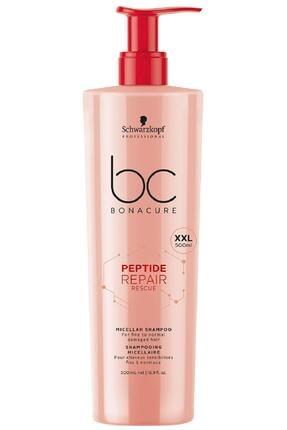 Bonacure Peptide Acil Kurtarma Micellar Şampuan 500ml 0