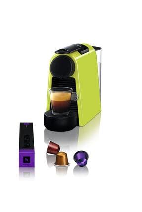 Nespresso D30 Green Essenza Mini Kapsüllü Kahve Makinesi 1