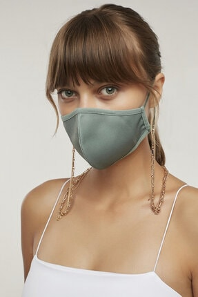 Penti Gold Serena Chain Maske Askısı 2
