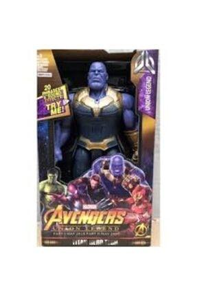 Adel Oyuncak Thanos Oyuncak Sesli Figür 30 Cm 0