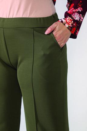 Şahbaz Büyük Beden Rahat Kesim Kumaş Pantolon 1
