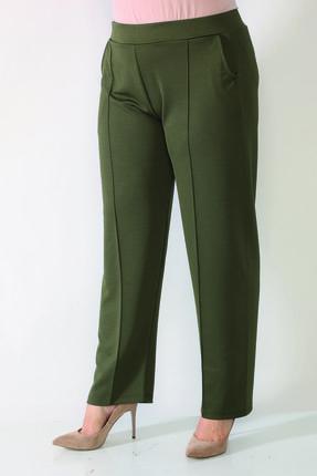 Şahbaz Büyük Beden Rahat Kesim Kumaş Pantolon 2