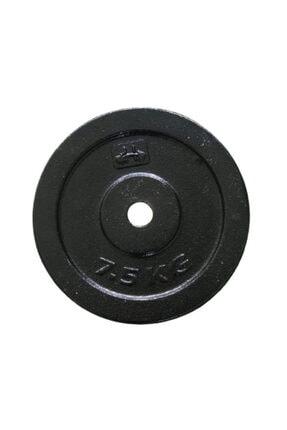 313SporMalzemeleri 7,5 Kg Döküm Ağırlık Plakası - 1 Adet 0