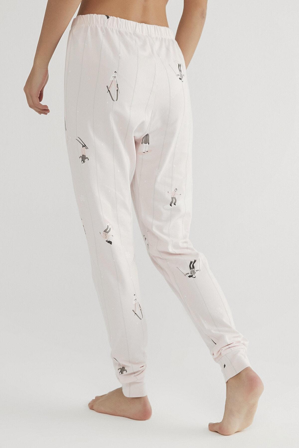 Penti Pembe Hot Tech Winter Joy Pantolon 2