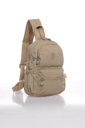Smart Bags Kadın Vizon Küçük Sırt Çantası Smbk1030-0015 1