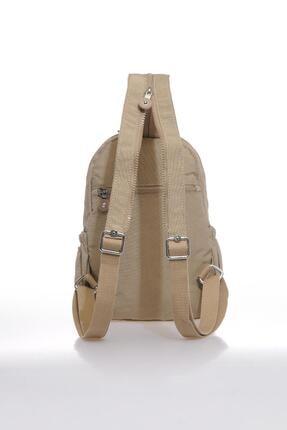 Smart Bags Kadın Vizon Küçük Sırt Çantası Smbk1030-0015 2