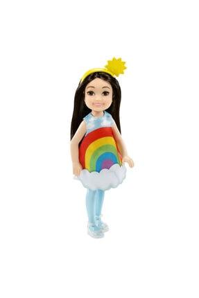 Barbie Kostümlü Chelsea Ve Hayvancığı Oyun Setleri Ghv69-grp70 0