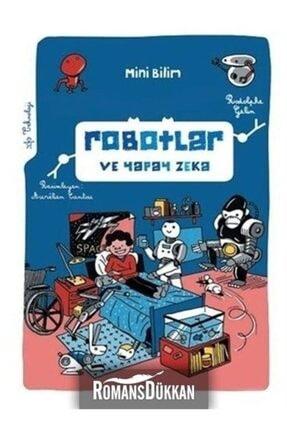 Aylak Kitap Robotlar Ve Yapay Zeka-mini Bilim 2 0