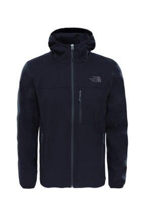 The North Face M Nimble Hoodie Siyah Erkek Sweatshirt 100407735 0