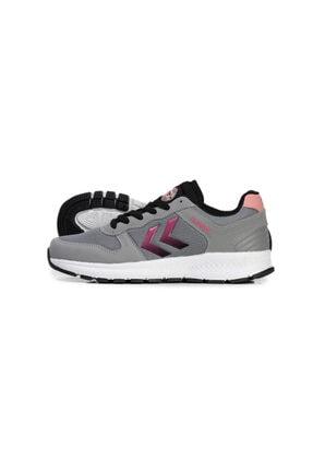 HUMMEL Porter Gri Kadın Sneaker Ayakkabı 100352367 0