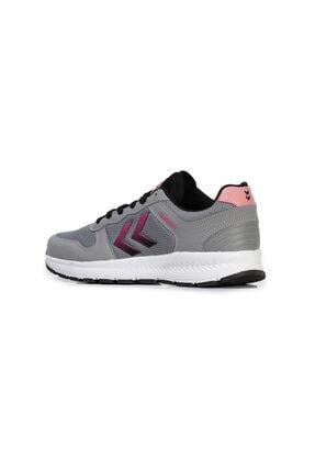 HUMMEL Porter Gri Kadın Sneaker Ayakkabı 100352367 2