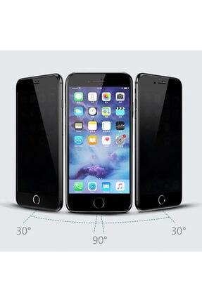 Baseus Kuulaa Iphone 7-8 Plus Anti-spy Gizlilik 3d Full Kırılmaz Cam Ekran Koruyucu 3