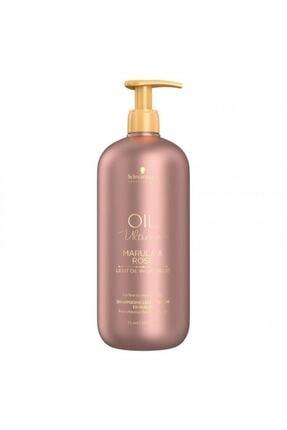 Schwarzkopf Oil Ultime Marula & Rose Lıght Oil Şampuan 1000ml 0