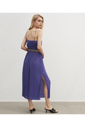 İpekyol Ince Askılı Pilise Elbise 2