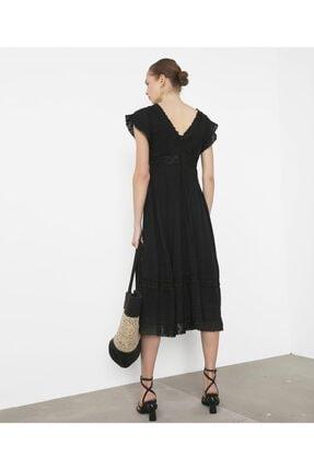İpekyol Dantel Şeritli Elbise 2