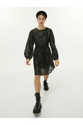 Twist Kuşaklı Elbise 1
