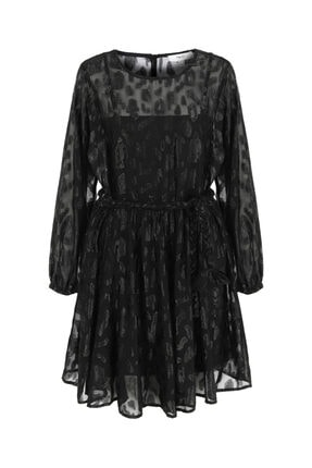 Twist Kuşaklı Elbise 4